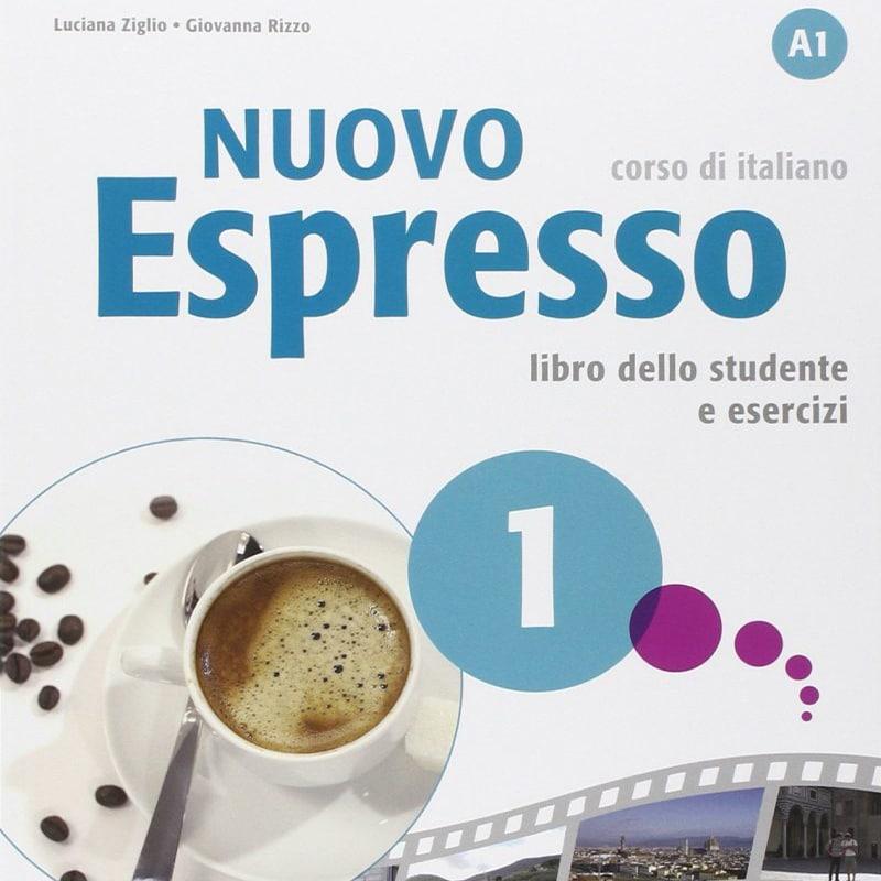 كتاب nuovo espresso 1