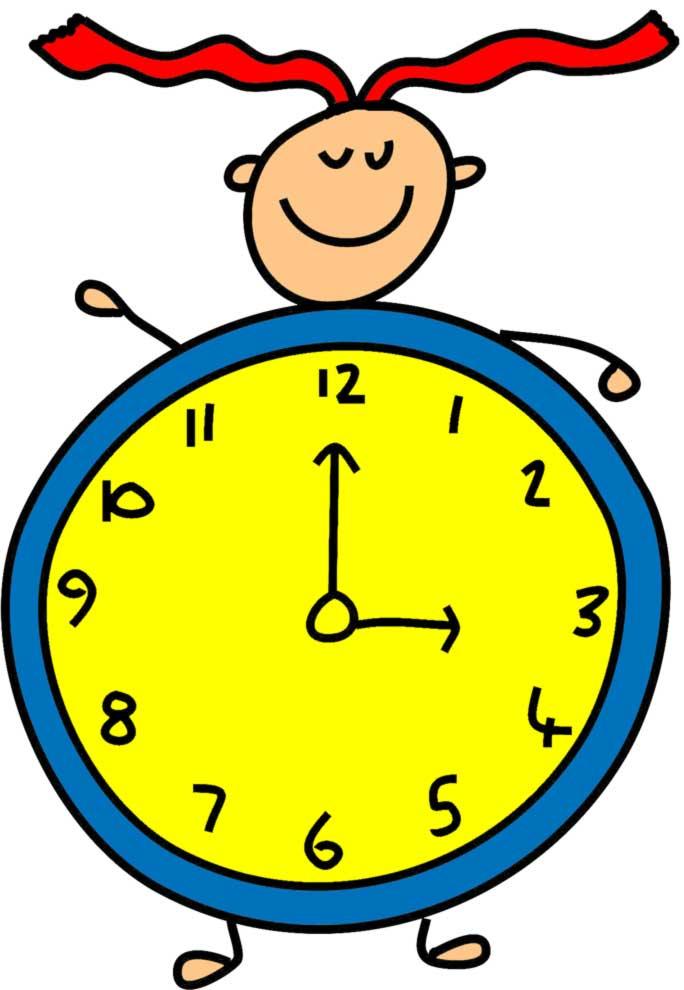 ساعت در زبان ایتالیایی