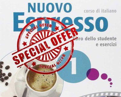 خودآموز کامل کتاب نوو اسپرسو یک NUOVO ESPRESSO 1 (ویدیوهای آموزشی قابل دانلود) به همراه یک جلسه رفع اشکال آنلاین