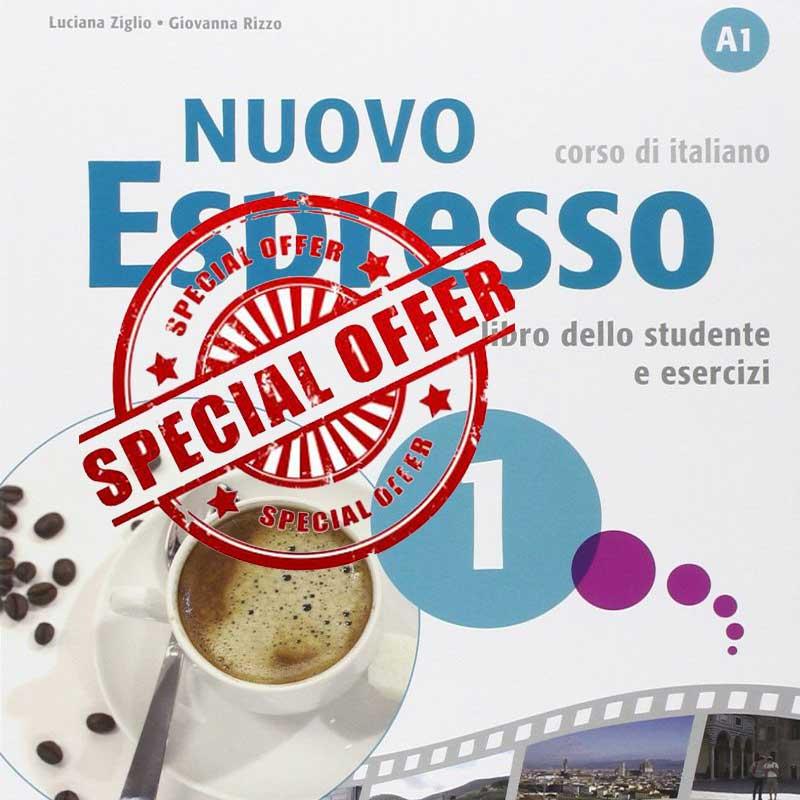 خودآموز کامل کتاب نوو اسپرسو یک NUOVO ESPRESSO 1